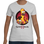 T-shirt God Of Bar - Sheepbay