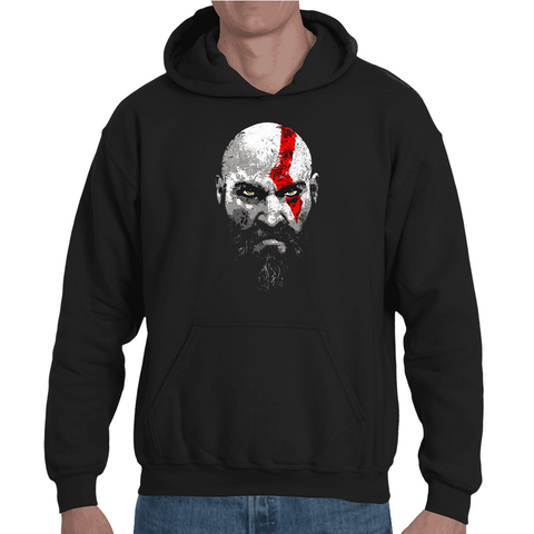 Hooded Sweatshirt God Of War - Sheepbay