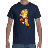 T-shirt Dragon Ball Z Teen Gohan - Sheepbay