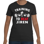 T-shirt Dragon Ball Super - Training To Beat Jiren - Sheepbay