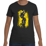 T-shirt Dragon Ball Goku SSJ Artwork - Sheepbay