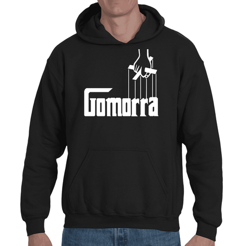 Hooded Sweatshirt Gomorra - Sheepbay