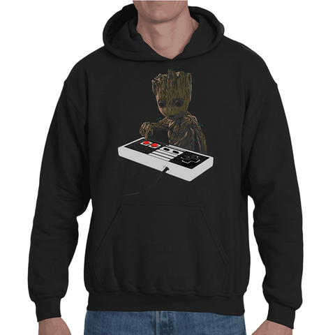 Hooded Sweatshirt Groot Nes - Sheepbay