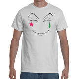 T-shirt Hunter X Hunter Hisoka's Face - Sheepbay