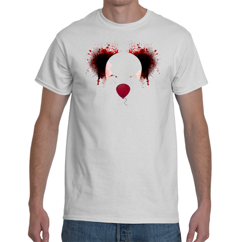 T-shirt It The Clown Artwork - Sheepbay