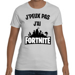 T-shirt J'peux pas j'ai Fortnite - Sheepbay