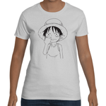 T-shirt One Piece Kid Luffy - Sheepbay