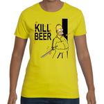T-shirt Simpsons - Homer Kill Beer - Sheepbay