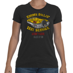 T-shirt The Fifth Element Korben Dallas' Taxi Service - Sheepbay