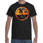 T-shirt Luke Cage Logo - Sheepbay