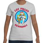 T-shirt Breaking Bad - Los Pollos Hermanos - Sheepbay