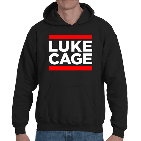 Hooded Sweatshirt Luke Cage - Sheepbay