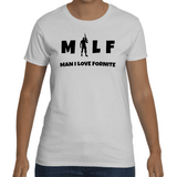 T-shirt Man I Love Fortnite (MILF) - Sheepbay