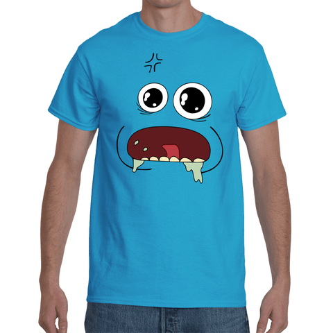 T-shirt Rick & Morty - Mr Meeseeks - Sheepbay