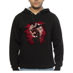 Hooded Sweatshirt Berserk Armor Moon - Sheepbay