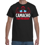 T-shirt Idiocracy Camacho For President - Sheepbay