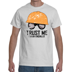 T-shirt Trust me I'm an engineer - Sheepbay