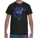 T-shirt Jojo's Bizarre Adventure Jotaro - Star Platinum - Sheepbay