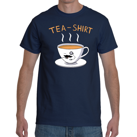 "T-shirt ""Tea-Shirt"" - Sheepbay"