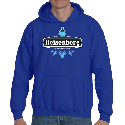 Hooded Sweatshirt Breaking Heisenberg - Sheepbay