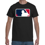 T-shirt The Walking Dead Negan Baseball League - Sheepbay
