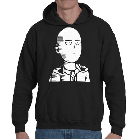 Hooded Sweatshirt One Punch Man - Sheepbay
