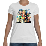 T-shirt One Punch Man Heroes - Sheepbay