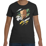 T-shirt One Punch Man Ripped - Sheepbay