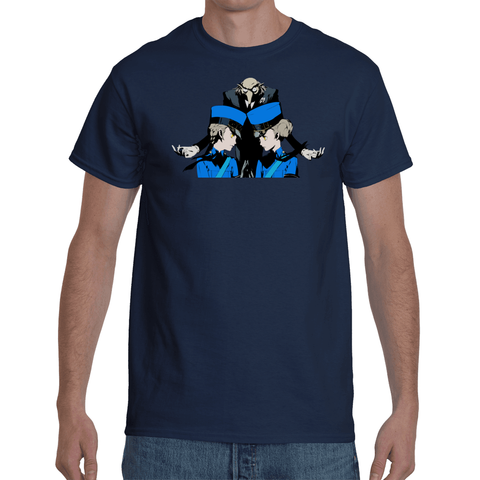 T-shirt Persona 5 Velvet Room - Sheepbay