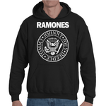 Hooded Sweatshirt Ramones - Sheepbay