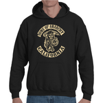 Hooded Sweatshirt Sons Of Anarchy - Sheepbay
