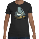 T-shirt Shadow Of The Colossus - Sheepbay