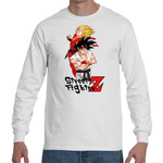 T-shirt Dragon Ball Z X Street Fighter - Sheepbay