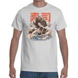 T-shirt Sushi Dragon - Sheepbay