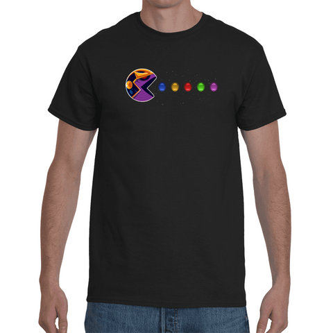 T-shirt Pacman Thanos - Sheepbay
