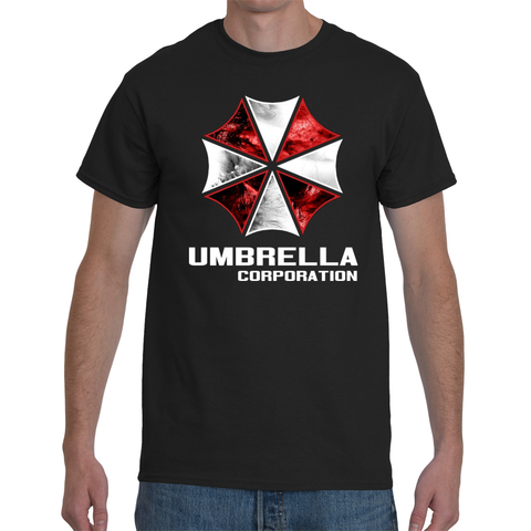 T-shirt Resident Evil Umbrella Corp - Sheepbay