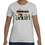 T-shirt The Walking Dead Simpsons - Sheepbay