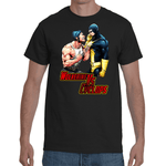 T-shirt X-Men - Wolverine Vs Cyclops - Sheepbay
