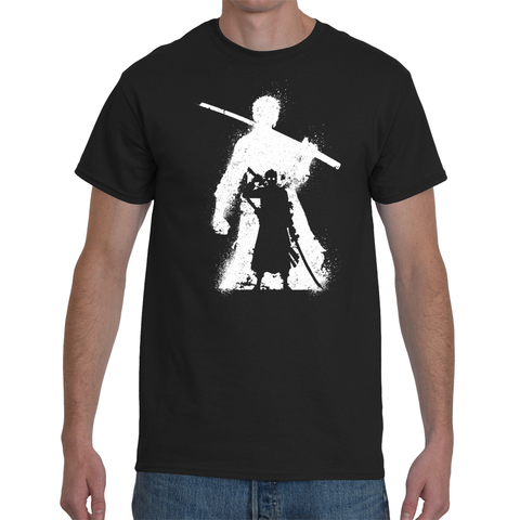 T-shirt One Piece Zoro Shadow - Sheepbay