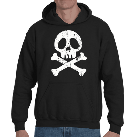 Hooded Sweatshirt Harlock logo Vintage - Sheepbay