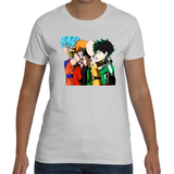 T-shirt Anime Heroes - Sheepbay