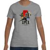 T-shirt Apex Legends Cover - Sheepbay