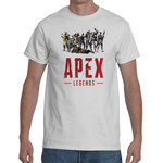 T-shirt Apex Legends - All Characters - Sheepbay