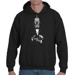 Hooded Sweatshirt Bender Godfather - Sheepbay