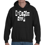 Hooded Sweatshirt Bérurier Noir - Sheepbay