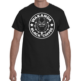 T-shirt Black Panther Coffee - Sheepbay
