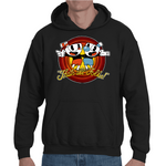 Hooded Sweatshirt Cuphead - That's all Folks! - Sheepbay
