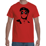 T-shirt Deadpool parody Che Guevara - Sheepbay