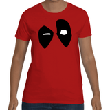T-shirt Deadpool Eyes - Sheepbay