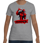 T-shirt Deadpool F*ck - Sheepbay